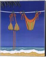 Beach Bound - Bikini Fine-Art Print