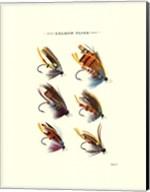 Salmon Flies II Fine-Art Print