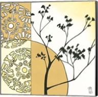 Kimono Garden I Fine-Art Print