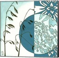 Kimono Garden III Fine-Art Print