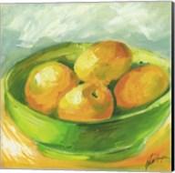 Bowl of Fruit I Fine-Art Print