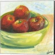 Bowl of Fruit III Fine-Art Print