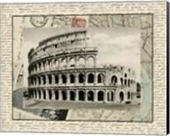 Colosseum Fine-Art Print
