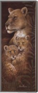 Serengeti Twins Fine-Art Print