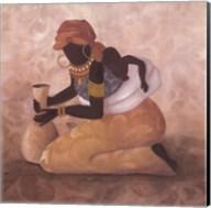 Maternal Devotion Fine-Art Print