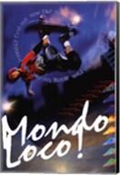Skateboard - Mondo Loco! Fine-Art Print