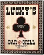 Bar & Grill Fine-Art Print