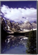Moraine Lake, Banff Wall Poster