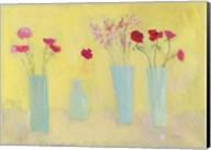 Anemones and Gerbera Fine-Art Print