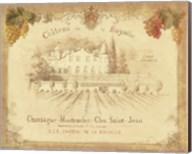 Chateau de la Royalle Fine-Art Print