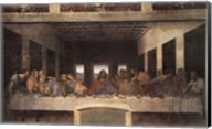 The Last Supper, c.1498 (post-restoration) Fine-Art Print