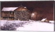Evening at Knabb Farm Fine-Art Print