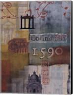 Corinthian Revival Fine-Art Print