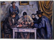 The Card Players, c.1890 Fine-Art Print