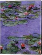 Water Lilies, c. 1914-1917 Fine-Art Print