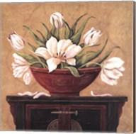 Zen Tulips Fine-Art Print