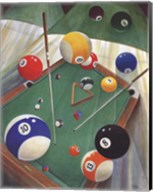 Billiards II Fine-Art Print