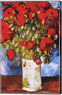 Poppies, c.1886 Wall Poster