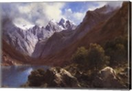 Alpine Lake Fine-Art Print