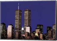 Wtc Skyline Fine-Art Print