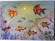 Deep Sea Party Fine-Art Print