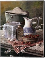 Strawberry Ice Cream Fine-Art Print