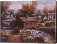 Old Red Mill Fine-Art Print