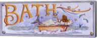 Bath (Mermaid) Fine-Art Print