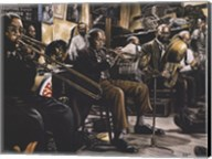 Jazz Band Fine-Art Print