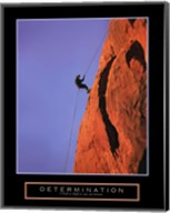 Determination - Climber Fine-Art Print
