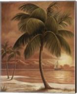 Island Palm I Fine-Art Print