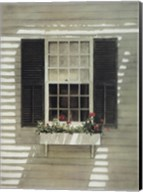 Nantucket Window Box Fine-Art Print