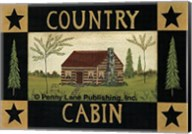 Country Cabin Fine-Art Print