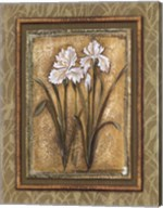 Peaceful Flowers I Fine-Art Print