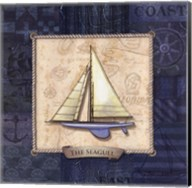 Sailing IV Fine-Art Print