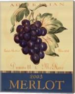 Merlot - Mini Fine-Art Print