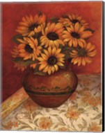 Tuscan Sunflowers I Fine-Art Print