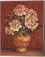 Tuscan Peonies Fine-Art Print