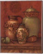 Tuscan Urns II - Petite Fine-Art Print