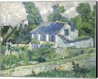 Houses at Auvers, c.1890 (Detail) Fine-Art Print