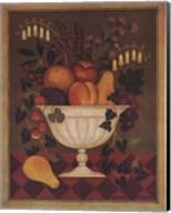 Fruit Flowers I - Mini Fine-Art Print