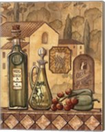 Flavors Of Tuscany III - Mini Fine-Art Print