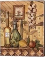 Flavors Of Tuscany IV - Mini Fine-Art Print