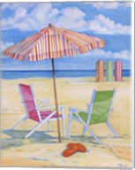 Oceanside III - Mini Fine-Art Print