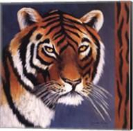 Exotic Tiger - Mini Fine-Art Print