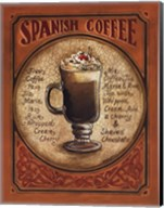 Spanish Coffee - Mini Fine-Art Print