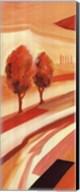 Sunset Landscape I (Ew012 Lc061) Fine-Art Print