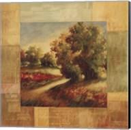 Autumn Scenery II Fine-Art Print