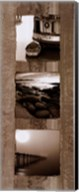 Coastal Panel IV Fine-Art Print