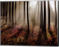Forest in Pink Fine-Art Print